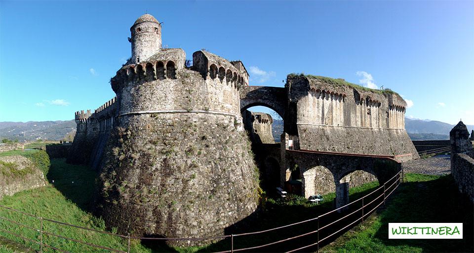 Fortezza del Sarzanello