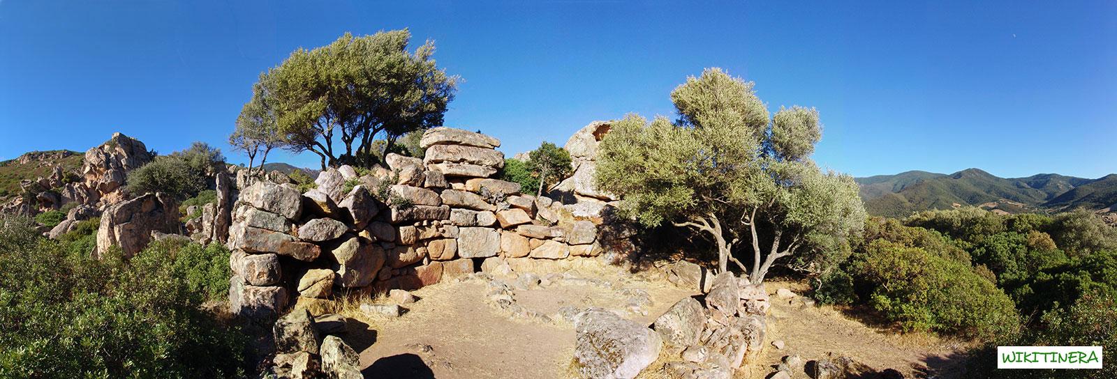 Tomba dei Giganti Barrancu Mannu