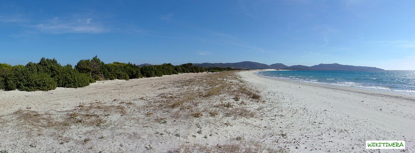 Spiaggia di Porto Pino