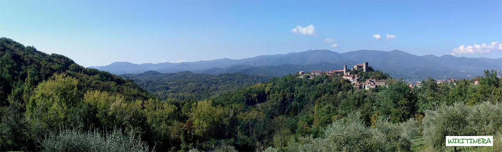 Paesaggio di Castiglione del Terziere